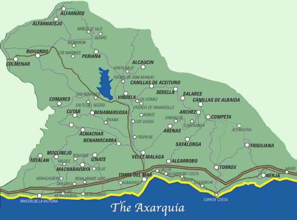 Eastern Malaga malagaeastcom