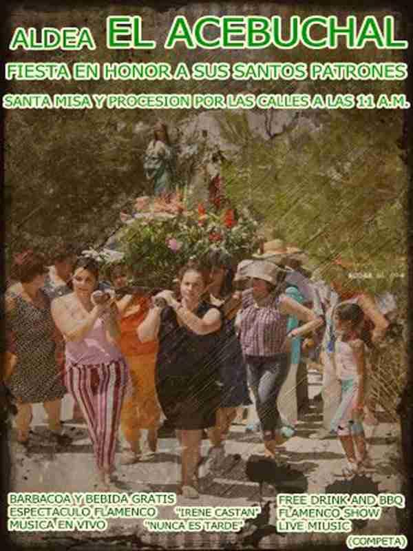 Acebuchal fiesta