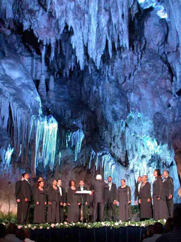 Caves of Nerja Festival