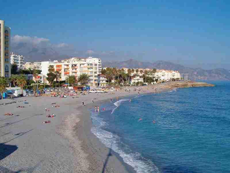 Nerja Playa Torrecilla
