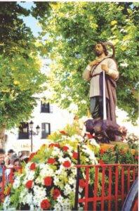 Romeria San Isidro Spain