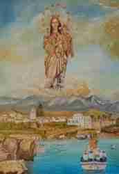 What's on Nerja Virgen del Carmen