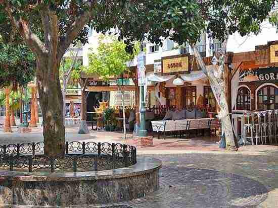Plaza Tutti Frutti