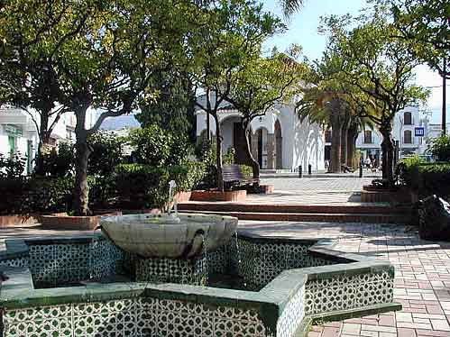 Plaza Ermita