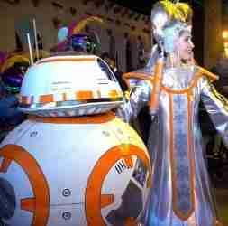 Nerja Carnival Star Wars Costume