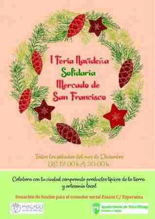 Christmas market Velez Malaga 2018