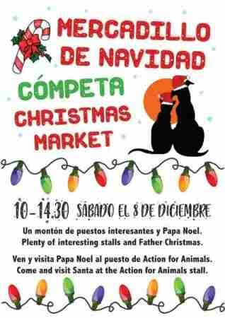 competa christmas market 2018