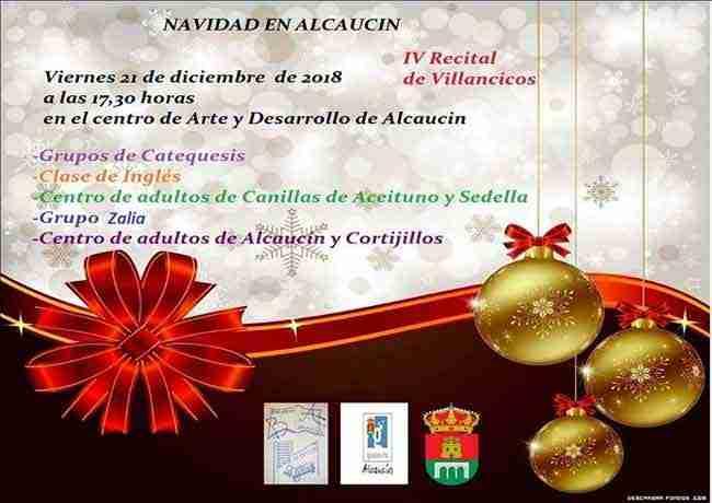 Alcaucin Christmas Concert 21 December