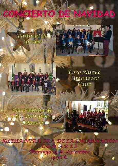 Comares Christmas 2018