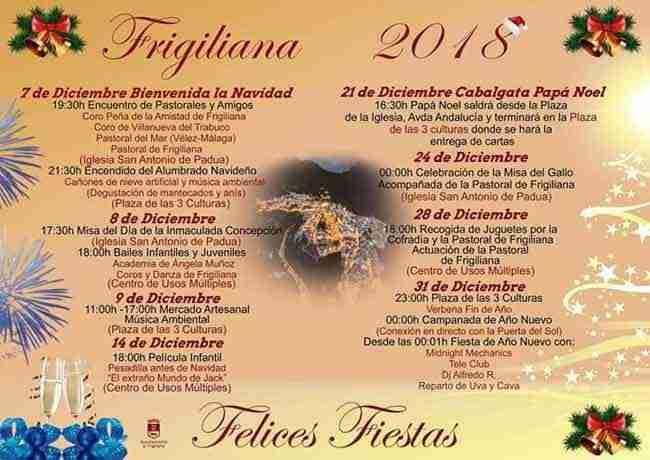 Frigiliana Christmas 2018