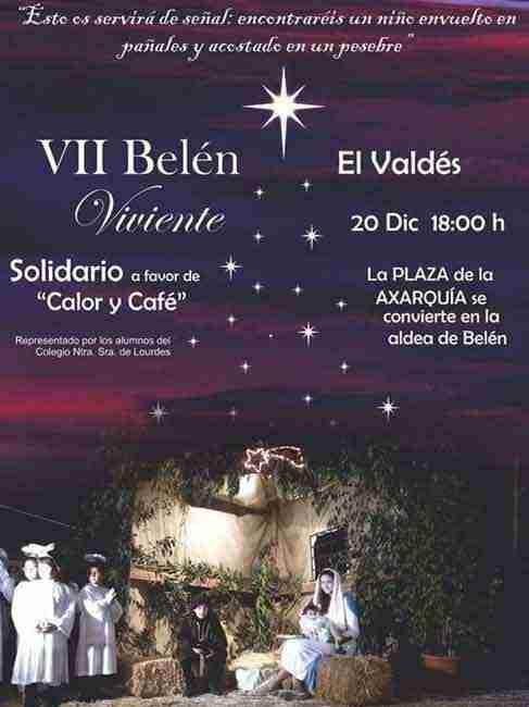 Christmas El Valdes 2018