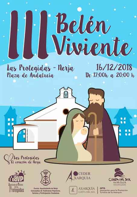 Nerja Christmas Events 2018