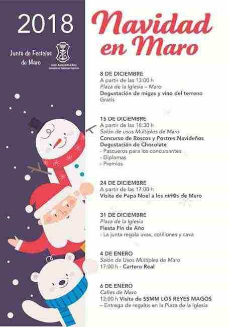 Maro Christmas 2018
