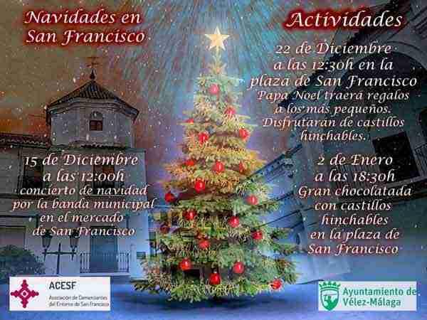 Christmas Velez Malaga