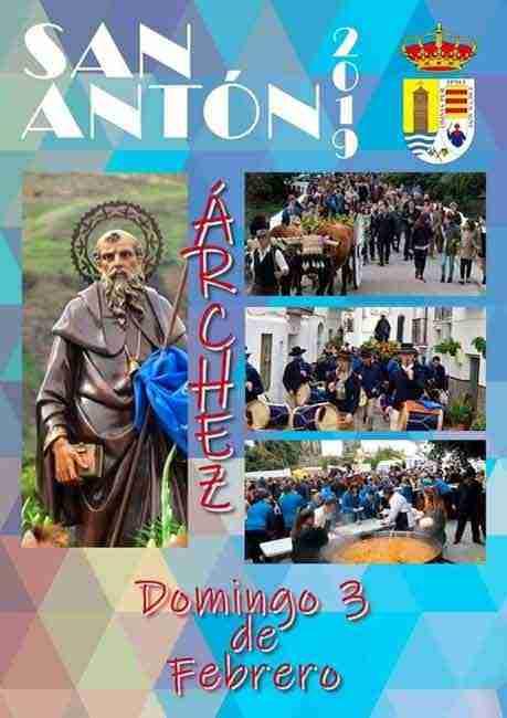 San Anton Archez 2019