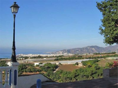 C. Maravillas - view towards Nerja