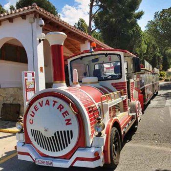 Nerja-Tourist-train