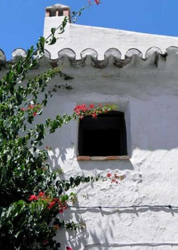 Torrox Pueblo White Village