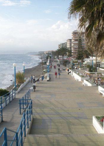 Torrox Beach Promenade Costa del Sol